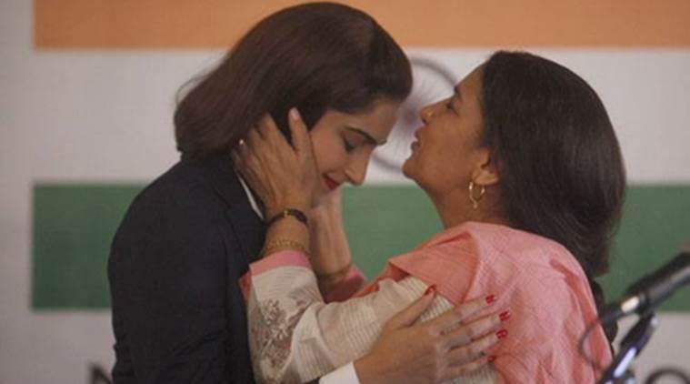 Shabana Azmi in Neerja